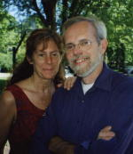 Earth Song co-founders - Cindy Farmer and Steve Andrews