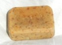 bar of goats milk soap